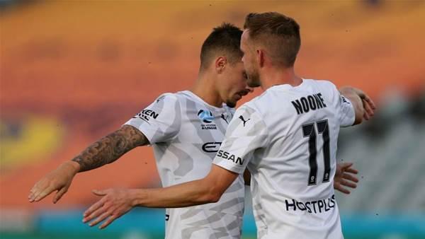 Socceroos ace thrives on A-League goal pressure
