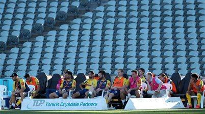 No fans, no worries for A-League