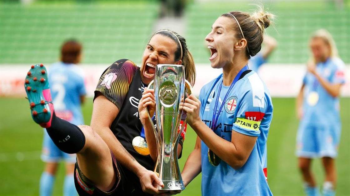 'We deserved it': Catley leads City to W-League glory