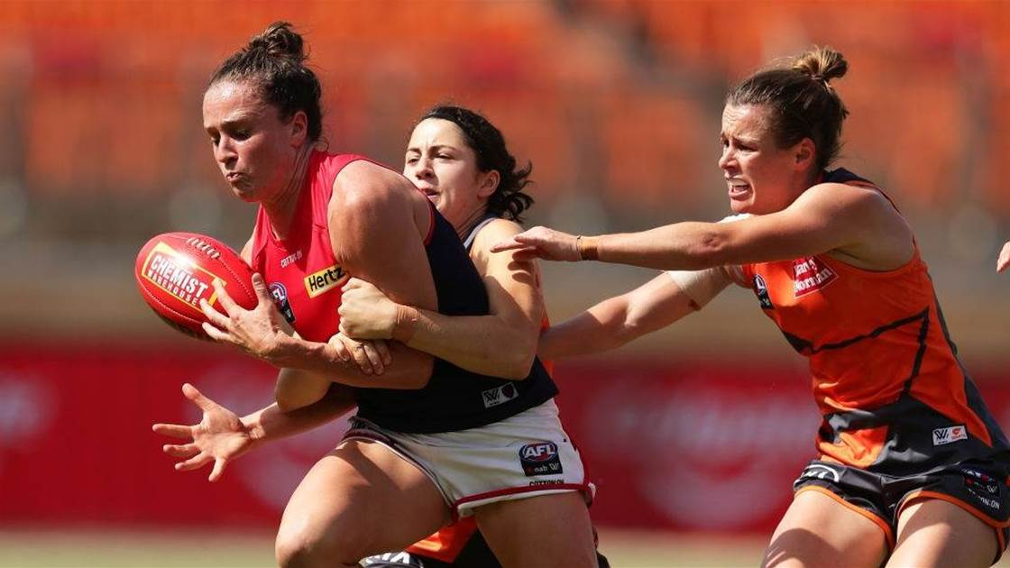 Watch! What you missed in the AFLW semi-finals