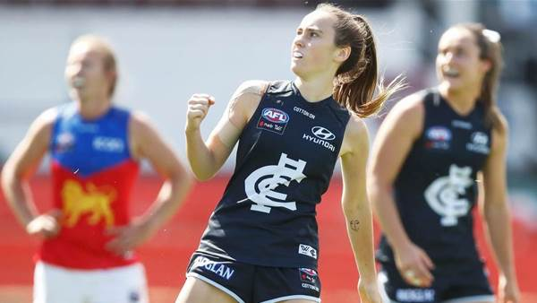 'We're gonna get it!': AFLW Semi-finals Social Wrap