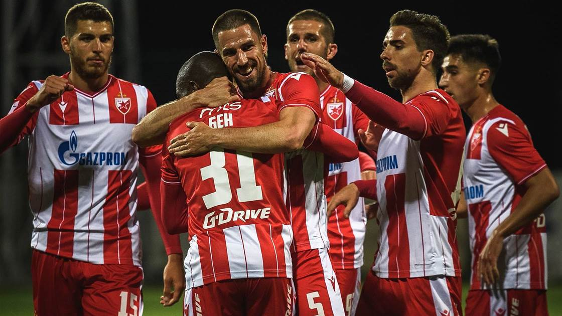 Degenek helps Red Star seal Serbian title