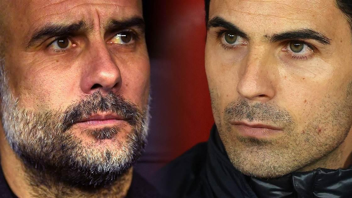 Man City-Arsenal headlines EPL's return