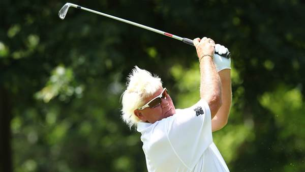John Daly reveals his cancer fight