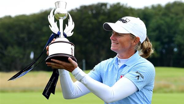 Lewis wins play-off to seal Scottish Open