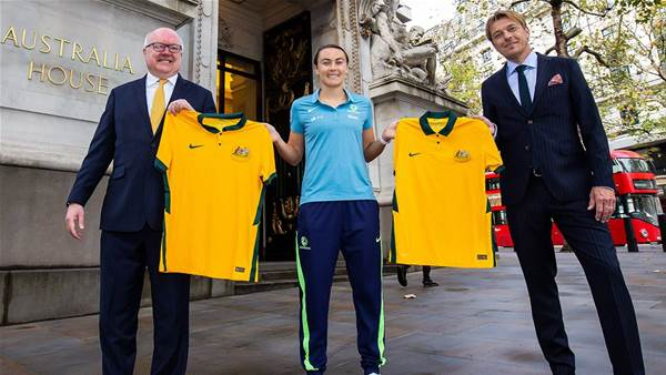 'Faster and faster and faster' - New Matildas coach reveals his gameplan