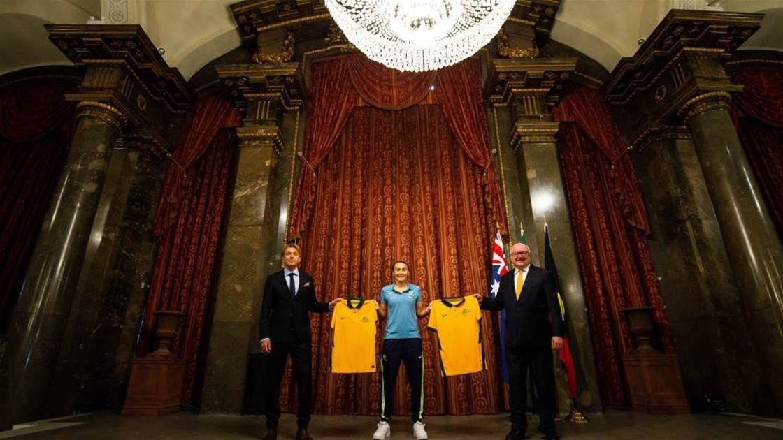 Matildas show the perfect way to introduce a new coach