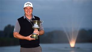 McGowan ends long wait in Italian Open win