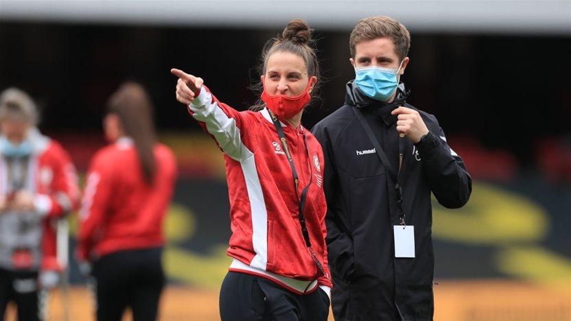 Matilda leaves relegated Bristol but Aussie coach remains