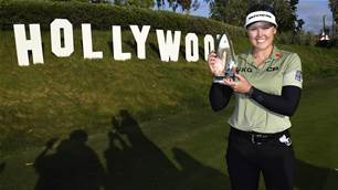 Green contends but Henderson wins LA Open