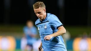 Sydney A-League hopes 'just depend' on Socceroos after 'devastating' injury