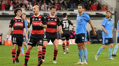 A-League Sydney Derby: 'We've had all the success...besides the derby'