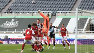 Ryan stars at Arsenal, Bale's Spurs treble