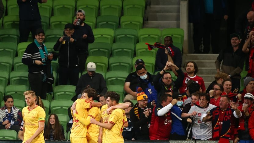 'That could be season over' for Adelaide A-League star