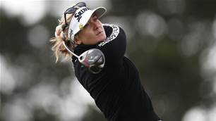 Green leads Aussie charge at Women's PGA