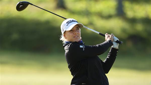 Kyriacou in contention on LET at Aramco Team Series - London