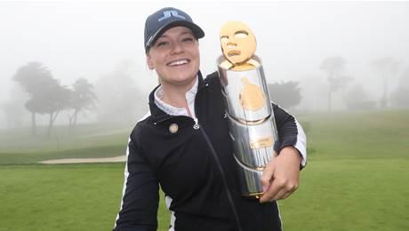 Castren first Finnish winner on LPGA Tour
