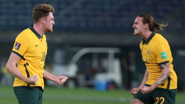 Olyroos' huge Olympic weapon ready to 'make Australia proud' in Tokyo