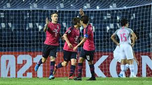 Watch: Socceroo scores in Champions League comeback