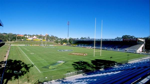 Ballymore to host international football