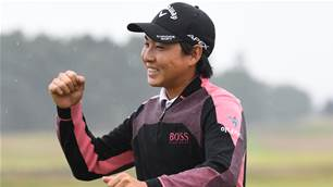 Aussies on Tour: Min Woo Lee-ds the way