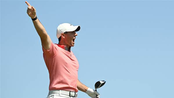 McIlroy laments consistency issues at Open