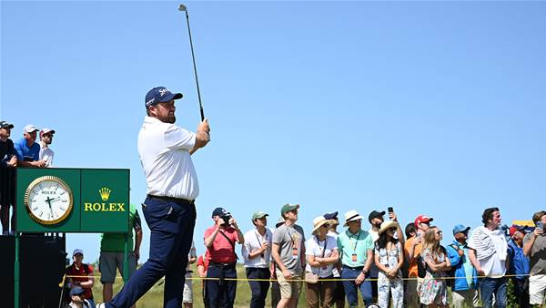Lowry rues missed chance to retain Claret Jug