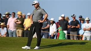 Oosthuizen rues another major near miss