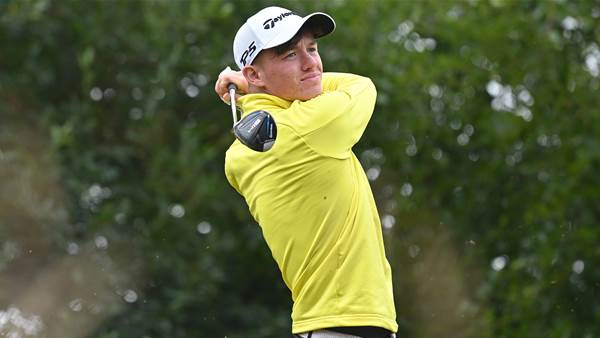 Top ranked Hill among match play winners at Boy's Amateur