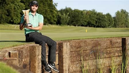 Gavins seven-shot comeback claims World Invitational