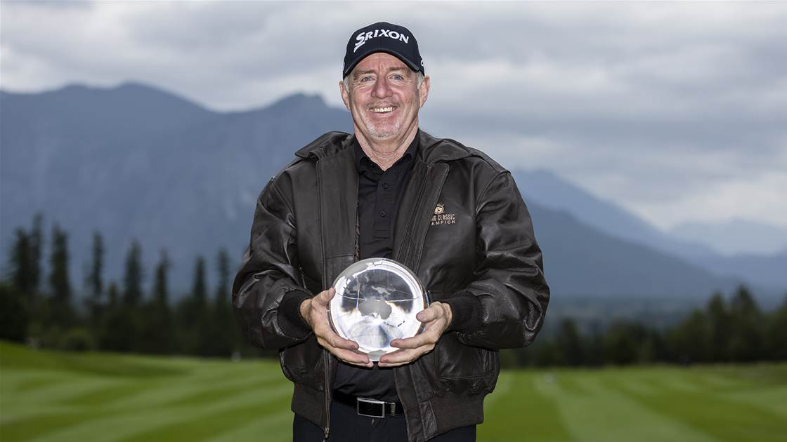 Pampling ends 18-year Aussie Champions Tour drought