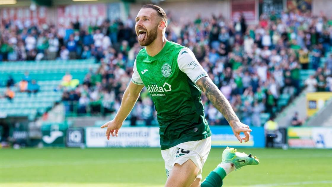 Red-hot Scot eager to bring form to Socceroos