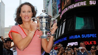 Stosur's tilt at a third US open crown still on