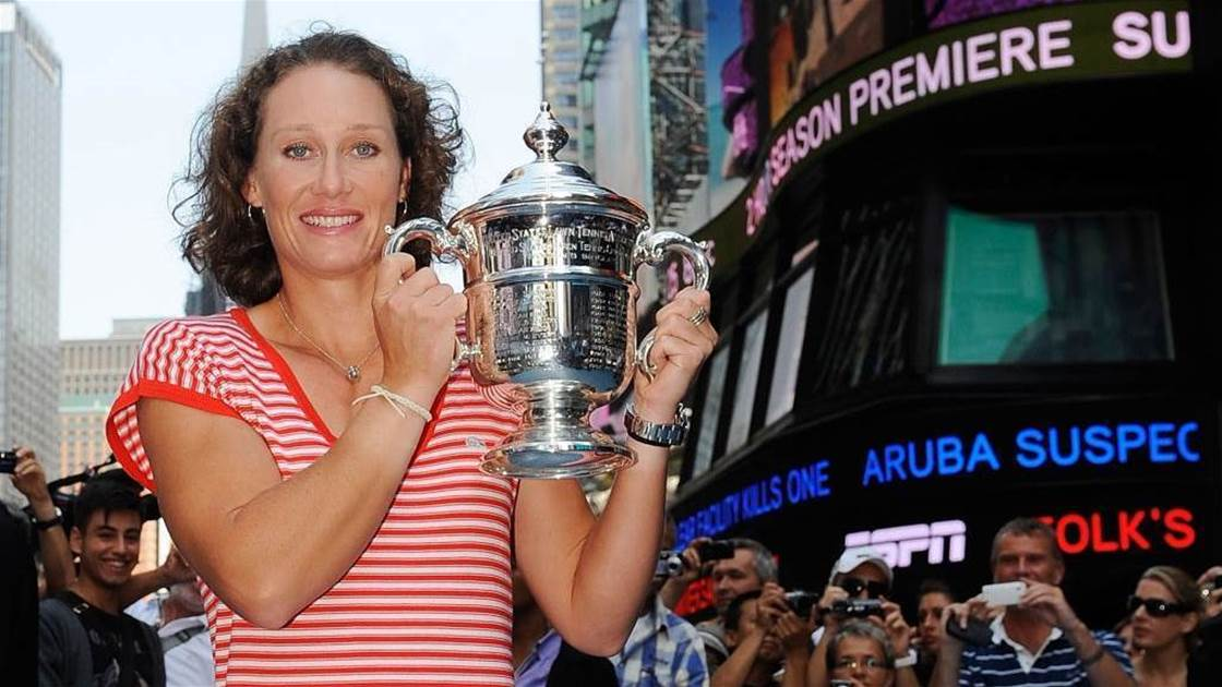 'It felt so good I wanted to do it again': Stosur's tilt at a third US open crown still on