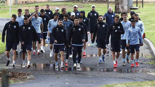 Sydney FC relishing hectic match schedule