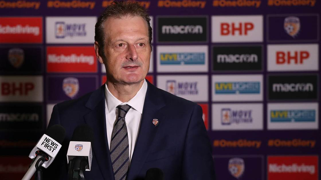 'Things change every hour...' - Glory stay on hold as A-League rolls on