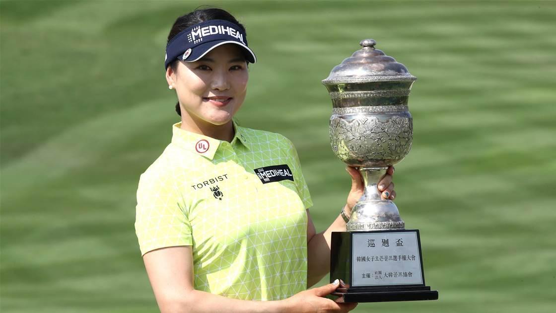 Returning Ryu wins Korea Women's Open