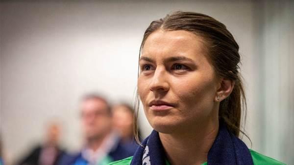 Late change puts 5 Matildas in Champions League quarterfinals