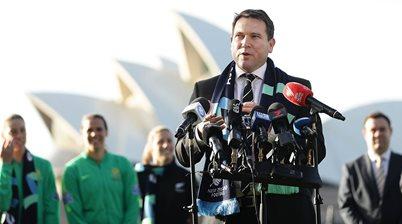 World Cup bid success caps FFA CEO's year