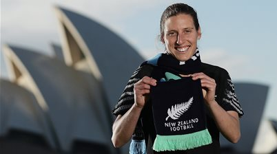 'Now I can try and deal with it' - NZ star Stott reveals cancer diagnosis