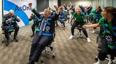 FFA stands by Matildas financially despite COVID crisis
