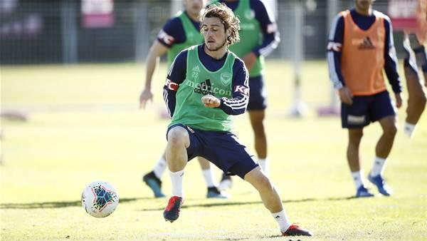 Kiwi Rojas ready to be the hero Victory needs