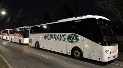 Stranded players slam travel fiasco