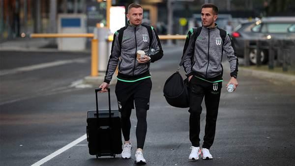 Vic A-League clubs look forward after trip