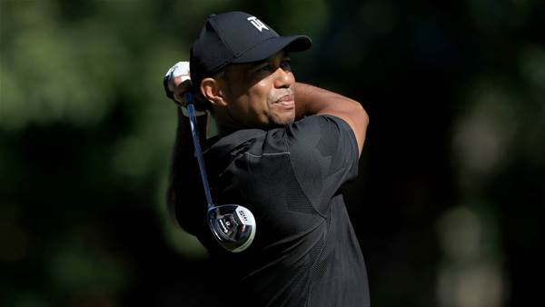No roars as Tiger makes Memorial return