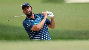 Leishman missing fans