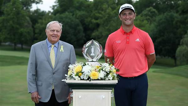 Wild Rahm claims Memorial & No.1 ranking