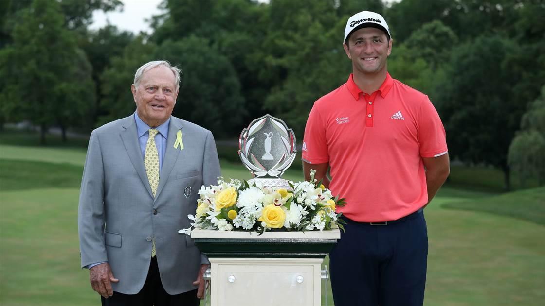 Wild Rahm claims Memorial & No.1 ranking