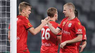 Reds raring for key Glory clash