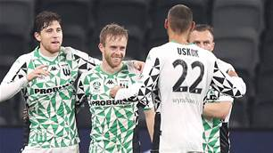 Western Utd record Victory A-League sweep